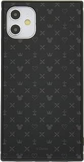 iPhone 11 ケース, カバー キングダム ハーツ 耐衝撃 ストラップ ホール付き ハイブリッドケース KAKU キングダムハーツ/シンボル IQ-DP21K3TB/KH009