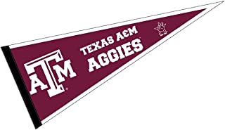 College Flags and Banners Co. Texas A&M Aggies Pennant Full Size Felt