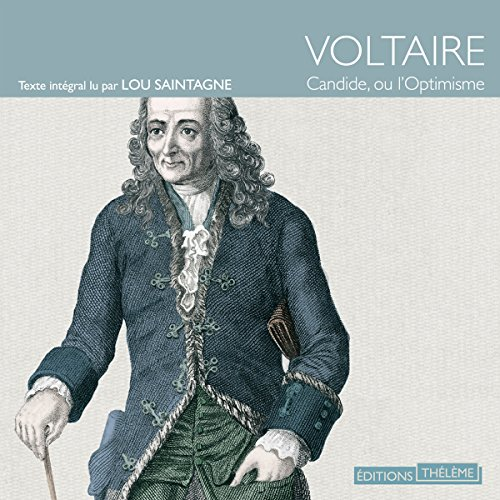 Candide, ou l'optimisme Audiobook By Voltaire cover art