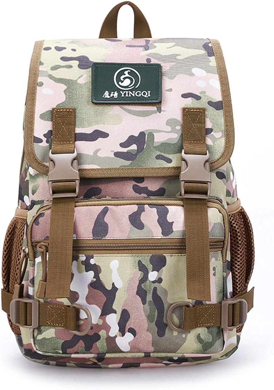 HENDTOR Outdoor Sport Camping Wandern 38L Militrische Taktische Angriff Rucksack Armee Für Outdoor Woodland Camouflage 30-40L
