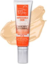 product image for Suntegrity Impeccable Skin - Tinted Sunscreen, Broad Spectrum SPF 30 (Buff) - 2 oz