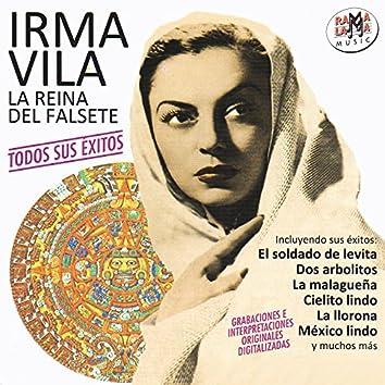 Irma Vila. La Reina Del Falsete