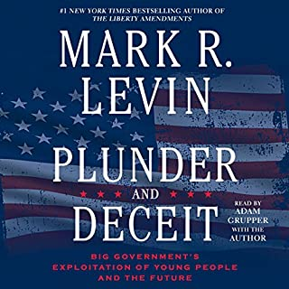 Plunder and Deceit audiobook cover art