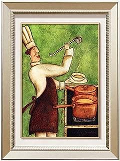 手描きの油絵 ウォールアート、アートプリント、フレーム画像、リビングルームの研究寝室レストランバーホテルカフェ壁の装飾21アメリカの油絵ペンダント ホームルームの装飾用 (色 : G, サイズ : W50cm×H70cm)