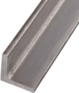 Online Metal Supply 304 Stainless Steel Angle, 1-1/4