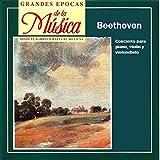 Grandes Epocas de la Música, Beethoven, Concierto para piano, violin y violonchelo.