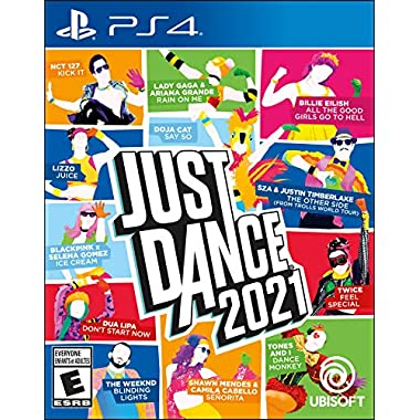 Just Dance 2021 – PlayStation 4 Standard Edition