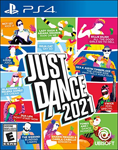 Just Dance 2021 - PlayStation 4 Standard Edition