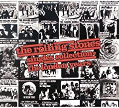 The Singles Collection: The London Years