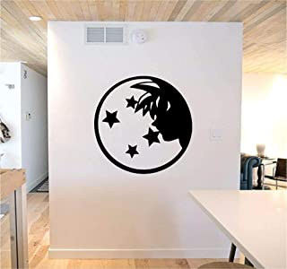 Dragon Ball Z Characters Set Wall Sticker Decal Decor Art Mural TV Cartoon WC329