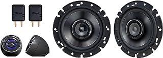 Clarion(クラリオン) SRT1633S 16cmセパレート3WAYスピーカーシステム(2 本1組) SRT1633S
