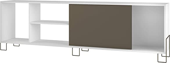 TV Table by BRV, White - BR 33-170