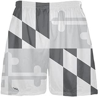 maryland lax shorts