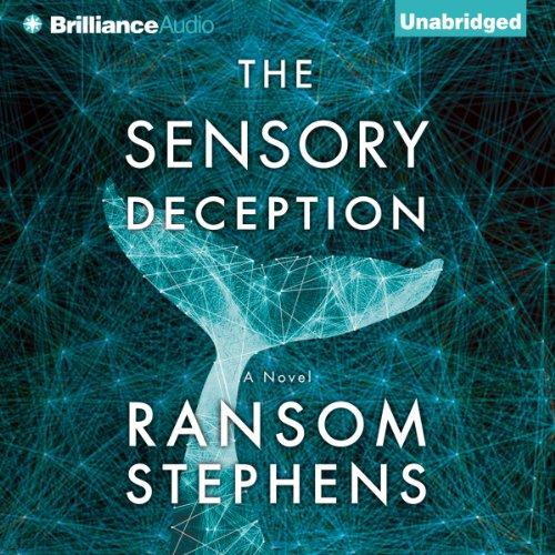 The Sensory Deception audiobook cover art