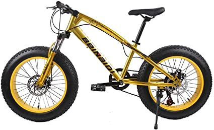 YiWu 20 Pulgadas de Grasa de Bicicletas 4.0 Fat Tire ...