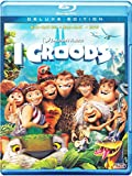 i croods 3d - deluxe edition (blu-ray 3d + blu-ray [Italia] [Blu-ray]