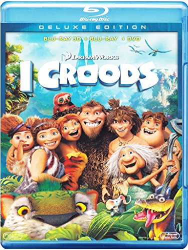 I Croods (3 Blu-ray 3D);The Croods