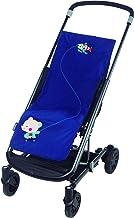 Tuc Tuc Kimono - Colchoneta reversible de verano para silla de paseo, color azul