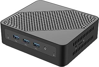 MINIS FORUM Mini PC, procesador Intel Core i5-5257U 8 GB DDR3L / 128GB SSD Mini computadora de Escritorio con Windows 10 P...