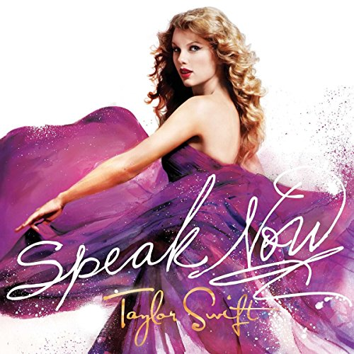 Speak Now [Vinilo]