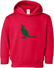 Vintage Style Australia Aussie Roo + Southern Cross Youth & Toddler Hoodie Sweatshirt
