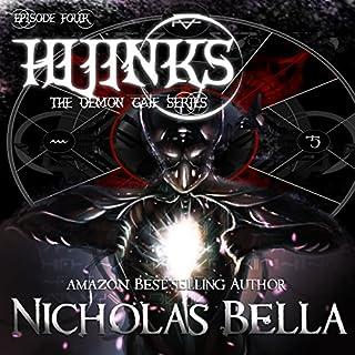 Hijinks audiobook cover art