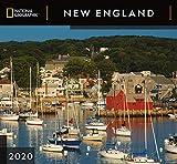National Geographic New England 2020 Wall Calendar