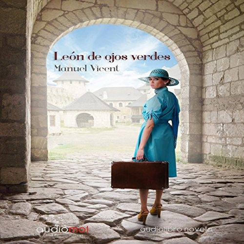 León de Ojos Verdes audiobook cover art