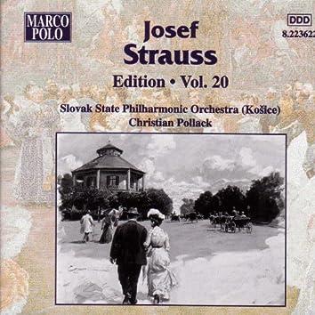 STRAUSS, Josef: Edition - Vol.  20
