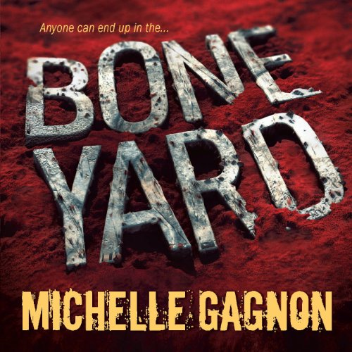 Boneyard audiobook cover art