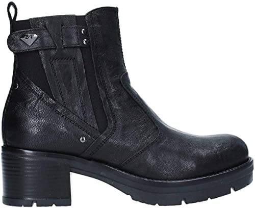 schwarz Giardini schuhe damen damen damen Stiefel Pelle nera A807129D 100  zu billig