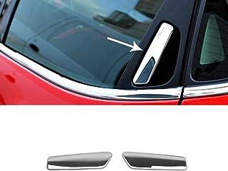 Edelstahl Chrom Türgriff Blenden Türgriffkappen für Clio IV 2012 2019 Türgriffabdeckung