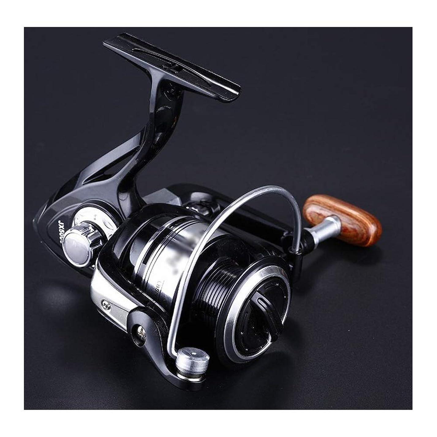登場トーン曲がった釣りリール 釣りリールメタルヘッド釣りリール釣りリール (Size : 7000)