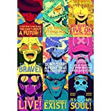 fabulous Plakat Poster One Piece Piraten Portrais