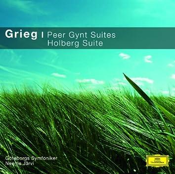 Grieg: Peer Gynt Suites, Holberg Suite etc.