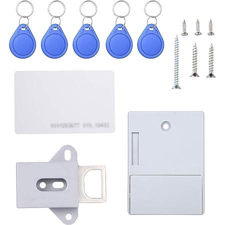 Smart Hidden RFID Free Opening Intelligent Sensor Cabinet Lock Locker
