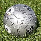 4UNIQ DFB Fußball Unterschriftenball Größe 5 aufgepumpt