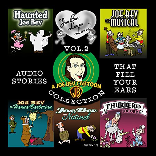 A Joe Bev Cartoon Collection, Volume 2 audiobook cover art