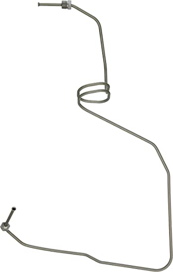 GM Genuine Parts 15711815 Front Driver Side Brake Front Hydraulic Pipe Assembly: image