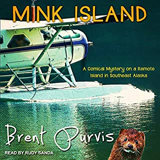 Mink Island     Jim and Kram Funny Mystery Series, Book 1              By:                                                                                                                                 Brent Purvis                               Narrated by:                                                                                                                                 Rudy Sanda                      Length: 9 hrs and 42 mins     18 ratings     Overall 3.8
