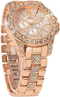 Lady Student Fashion Exquisite Wristwatch Women Elegant Water-Resistant Watch