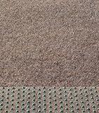 Kunstrasen, Rasenteppich,150/250 cm Breite, beige-braun (150 x 250 cm)