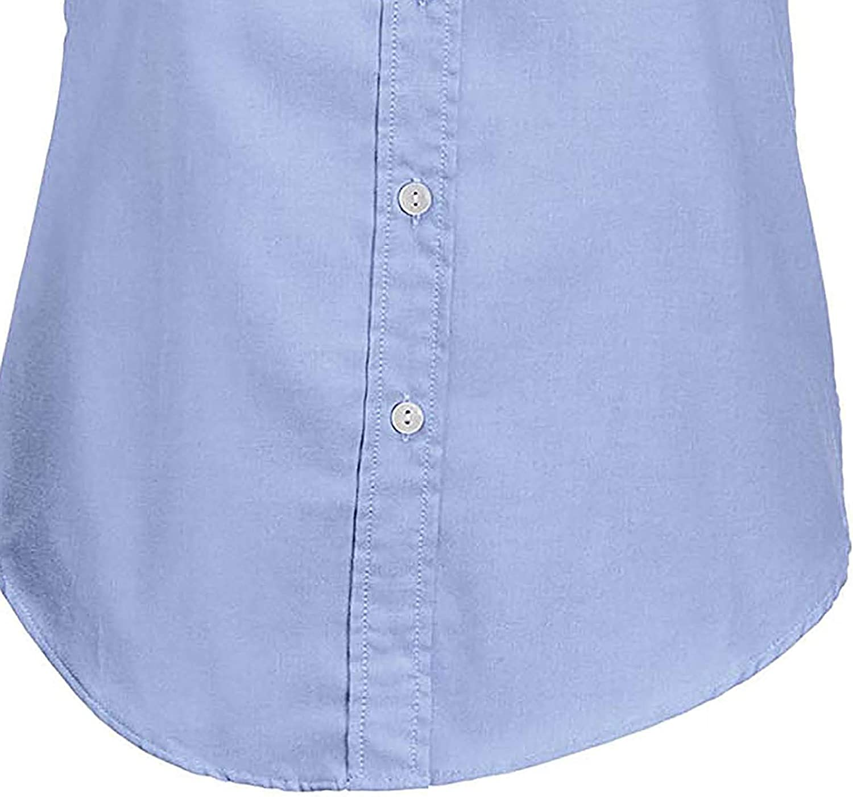 M/ädchen Schuluniform Top-Shirt kurz/ärmeliges einfarbiges O-Neck-Shirt 3-18 Jahre altes Top