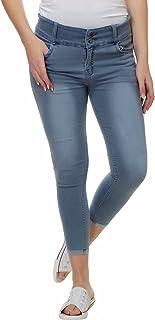 Broadstar Women's Regular Fit Jeans