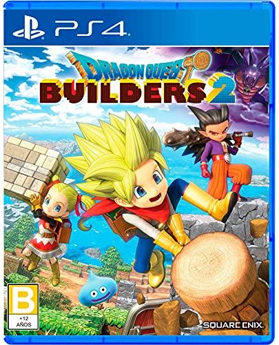 Dragon Quest Builders 2 - Standard Edition - PlayStation 4