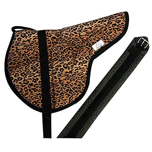 Best Friend English Style Bareback Pad Leopard