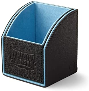 Arcane Tinmen Dragon Shield: Nest Deck Box - Black and Blue, Small