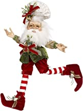 Mark Roberts Elves 51-97014 Northpole 3 French Hens Elf Small 13 Inches
