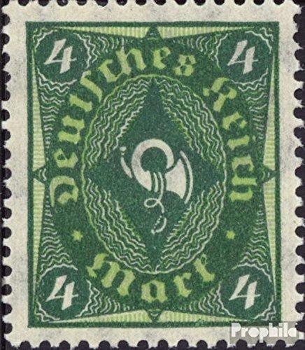 Prophila Collection Tedesco Empire 173, Rare Filigrana 1 Rhombus 1921 Francobolli (Francobolli per i Collezionisti)