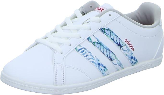 adidas Zapatillas Vs Coneo QT W Ftwbla/Gridos, Chaussures de ...